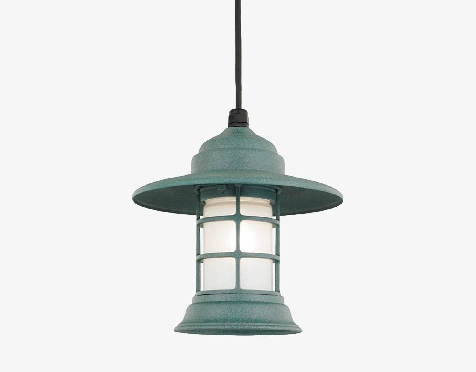 Saucer Jelly Jar Shade: Cottage-Style Lighting With An Oceanic Splash throughout Cottage Style Pendant Lights (Image 15 of 15)