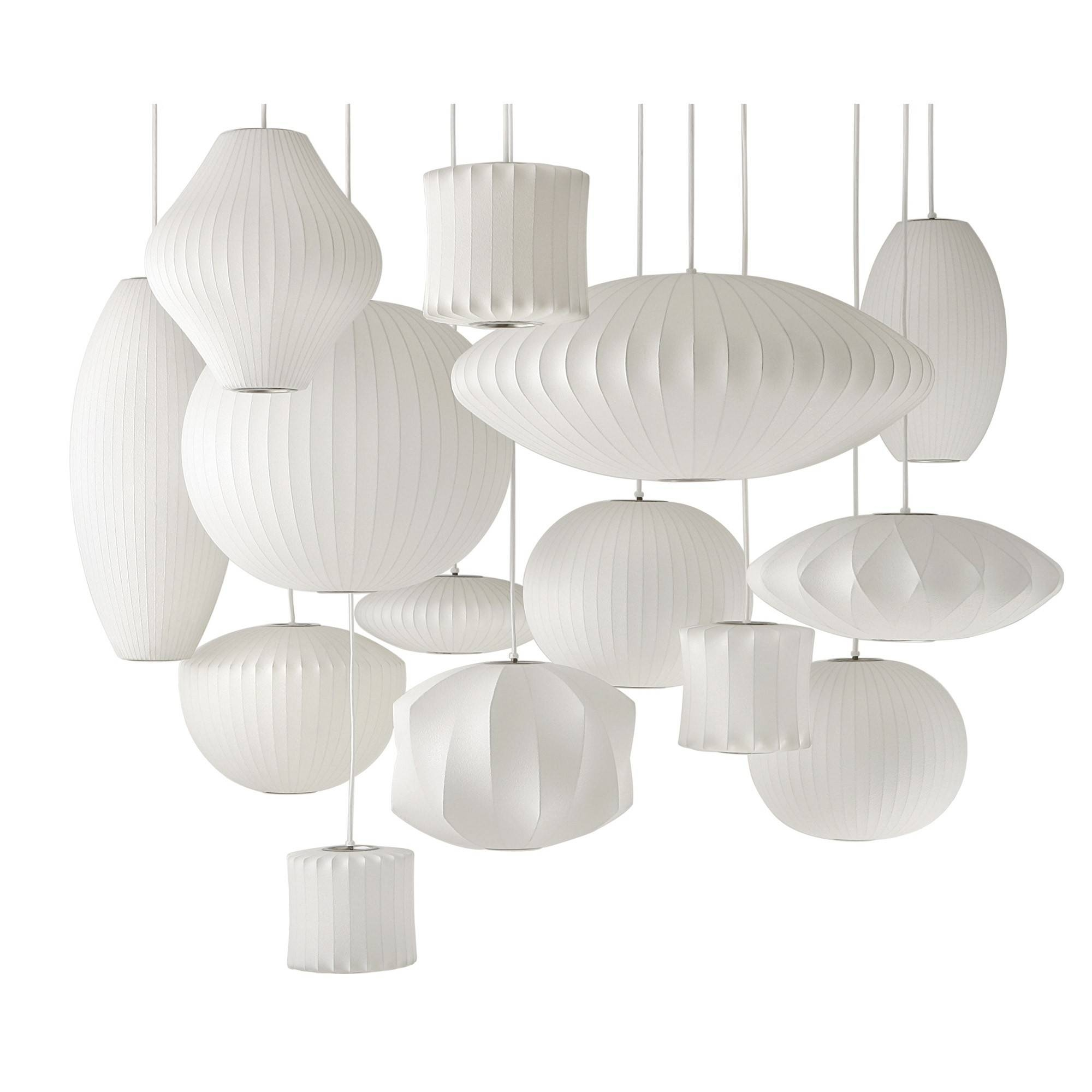Saucer Pendant Lamp | Skandium with regard to Nelson Pendant Lights (Image 14 of 15)