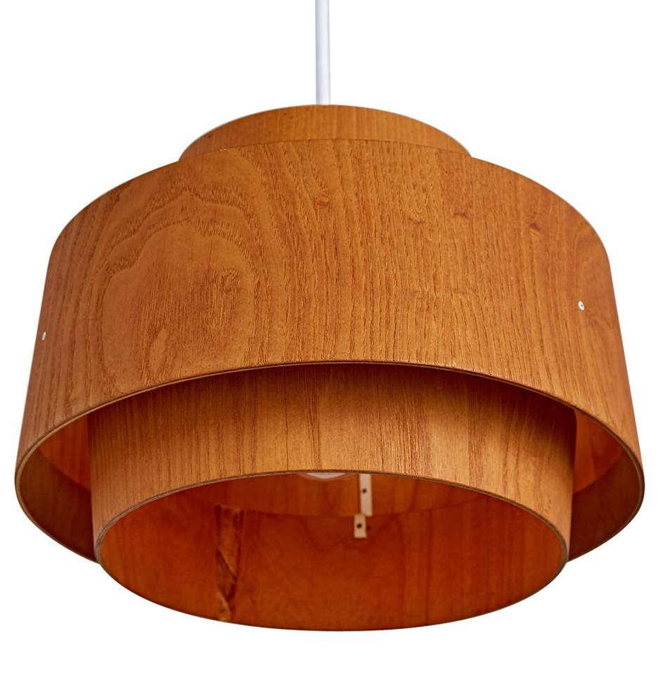 Scandinavian Modern Bentwood Pendant | Rejuvenation inside Bentwood Lighting (Image 11 of 15)