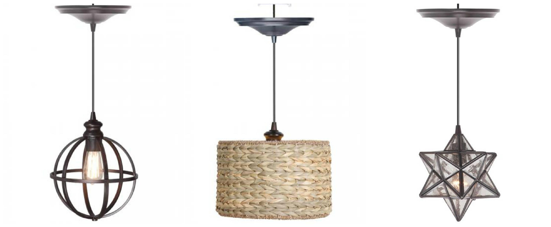 Screw In Pendant Light Fixtures | Homesfeed Within Screw In Pendant Lights Fixtures (View 6 of 15)