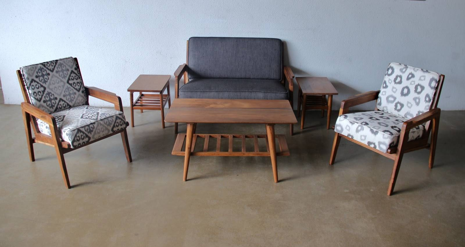 Second Charm Furniture - Vintage, Midcentury Sofas And Armchairs with regard to Retro Sofas And Chairs (Image 14 of 15)
