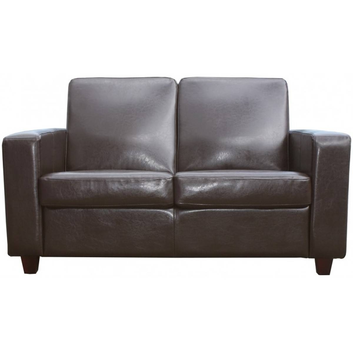 Secondhand Pub Equipment | Lounge Furniture | New Brown Leather with regard to Commercial Sofas (Image 11 of 15)