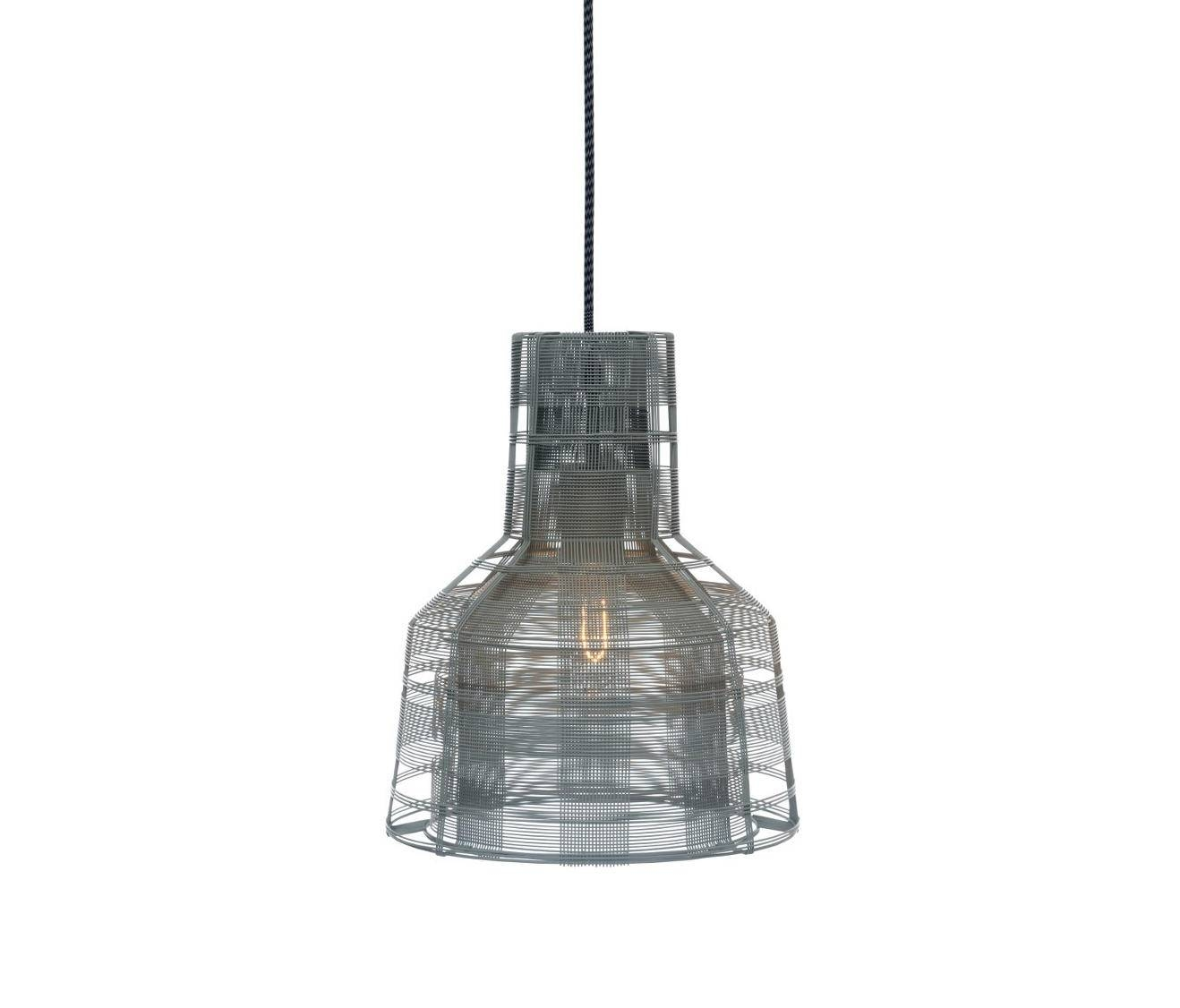 Section Pendant, Light Grey - General Lighting From Oggetti pertaining to Oggetti Pendant Lights (Image 15 of 15)
