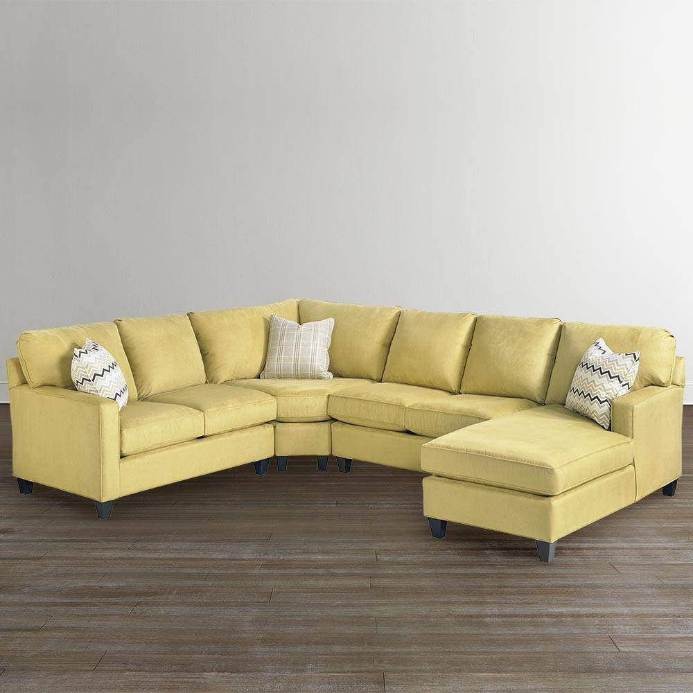 Yellow Leather Sectional Sofa: Yellow Sectional Sofa Modern Yellow Leather Sectional Sofa