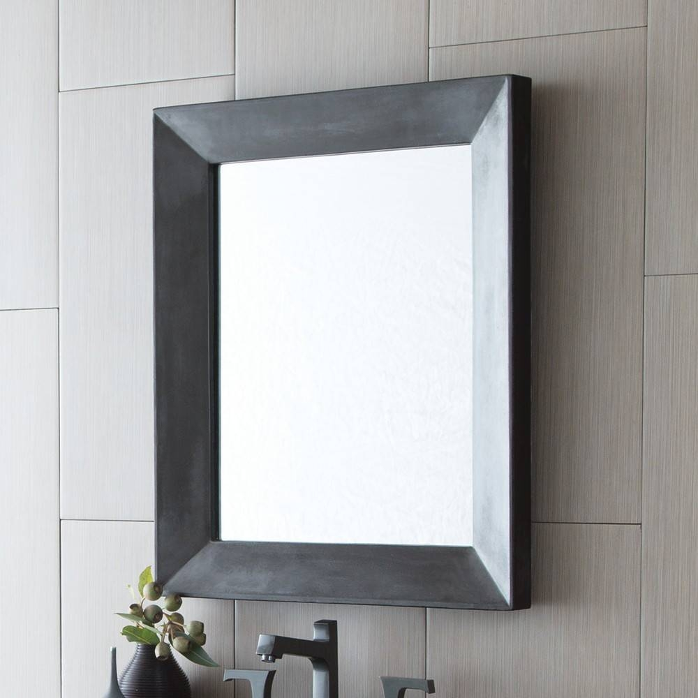 Sedona Rectangle Copper Wall Mirrors Cpm62 | Native Trails inside Small Mirrors (Image 8 of 15)