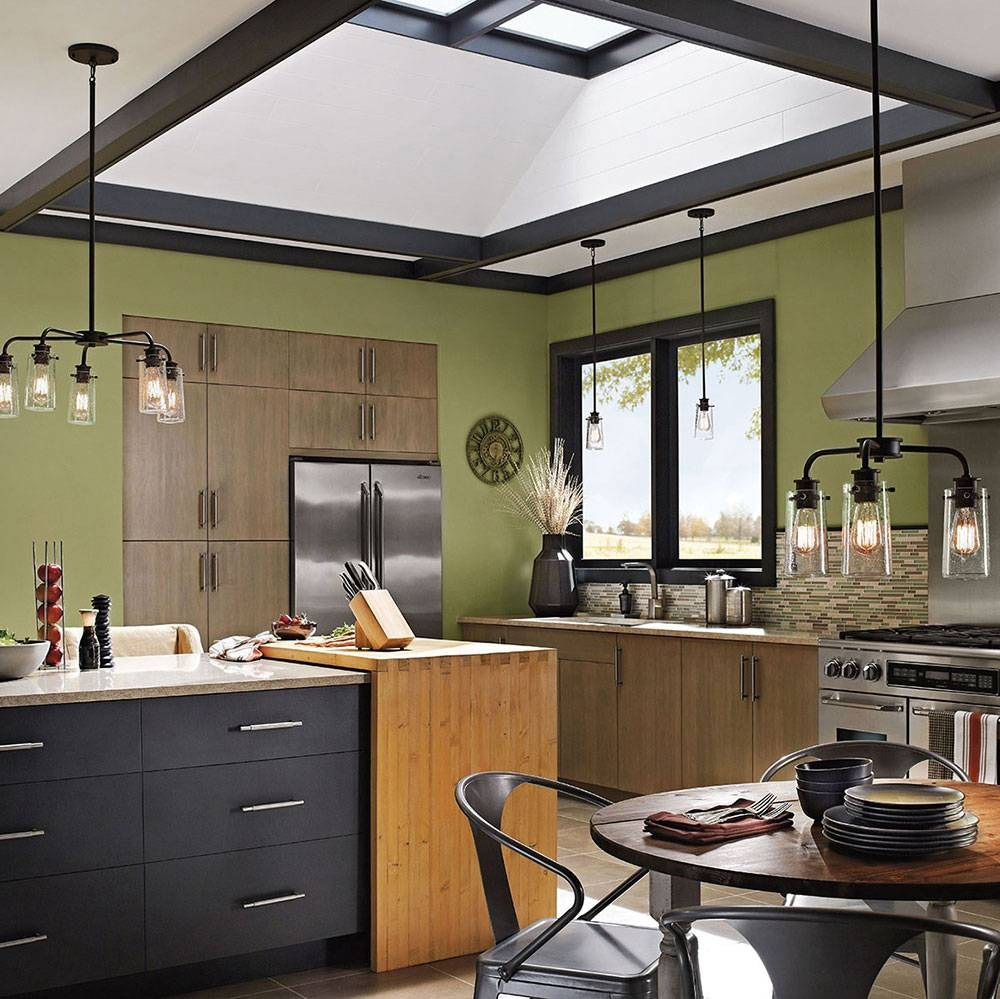 Selecting The Perfect Lighting Elements For Your Home With Kichler Intended For Kichler Pendant Lighting For Kitchen (View 11 of 15)