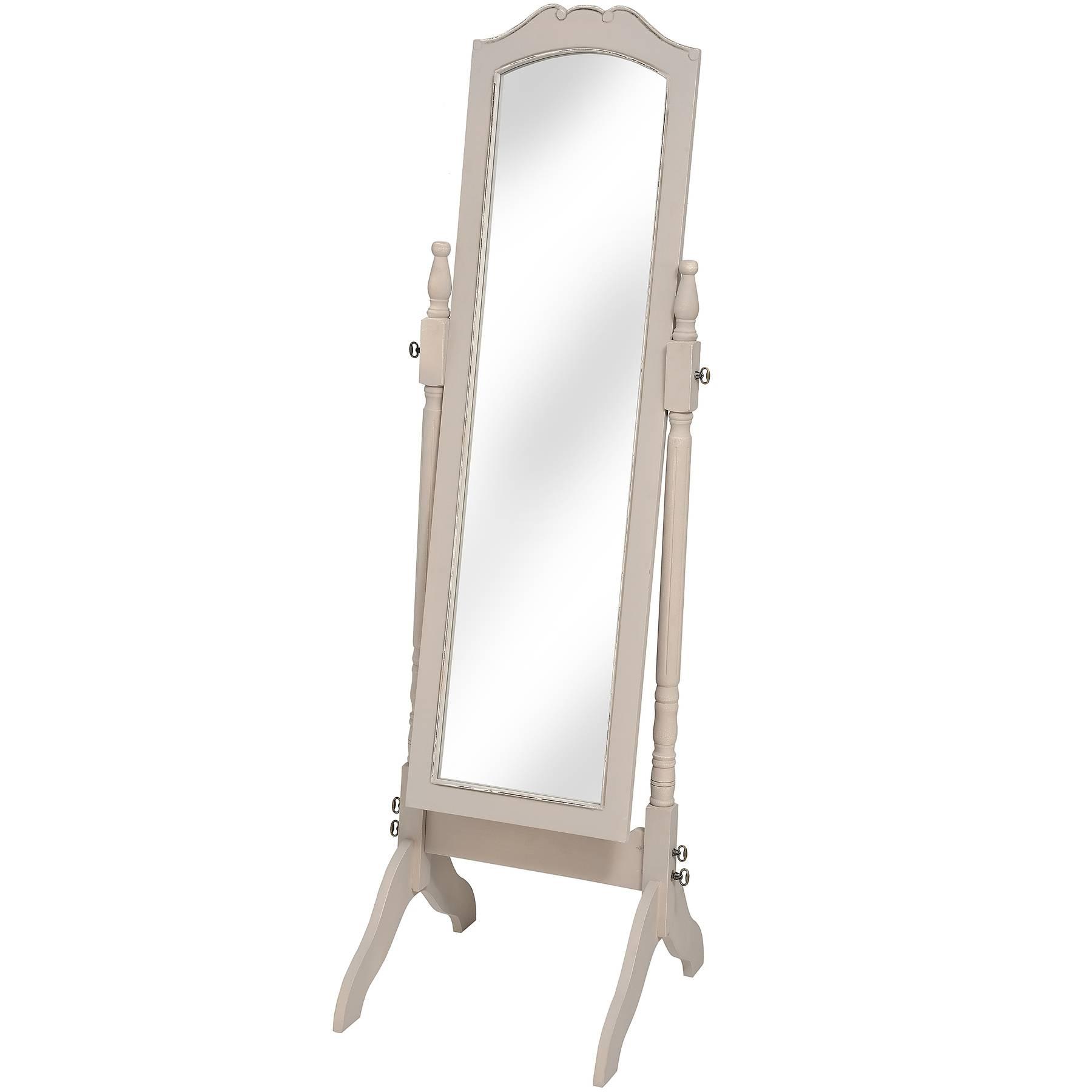 Shabby Chic Floor Standing Mirror 97 Stunning Decor With Full within Shabby Chic Floor Standing Mirrors (Image 13 of 15)