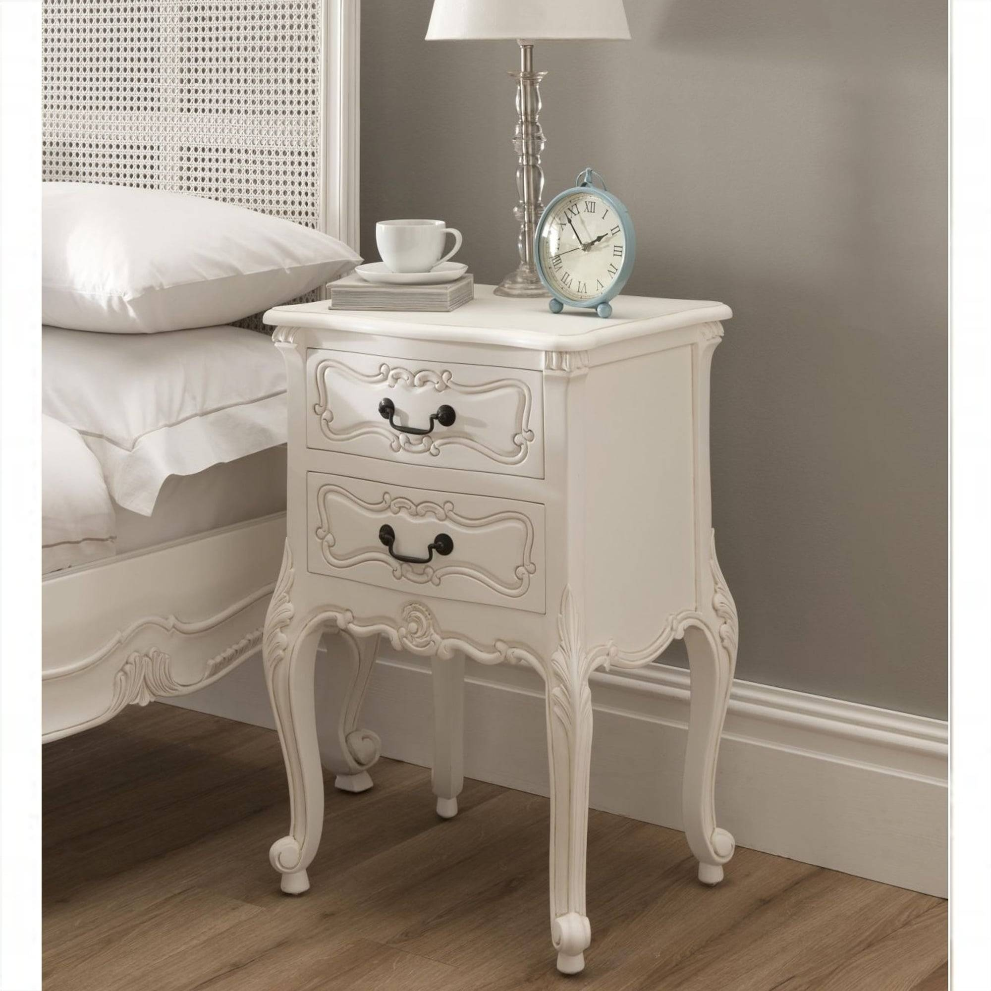 Shabby Chic Furniture Uk | French Furniture & Mirrored |Homesdirect365 within Cheap French Style Mirrors (Image 14 of 15)