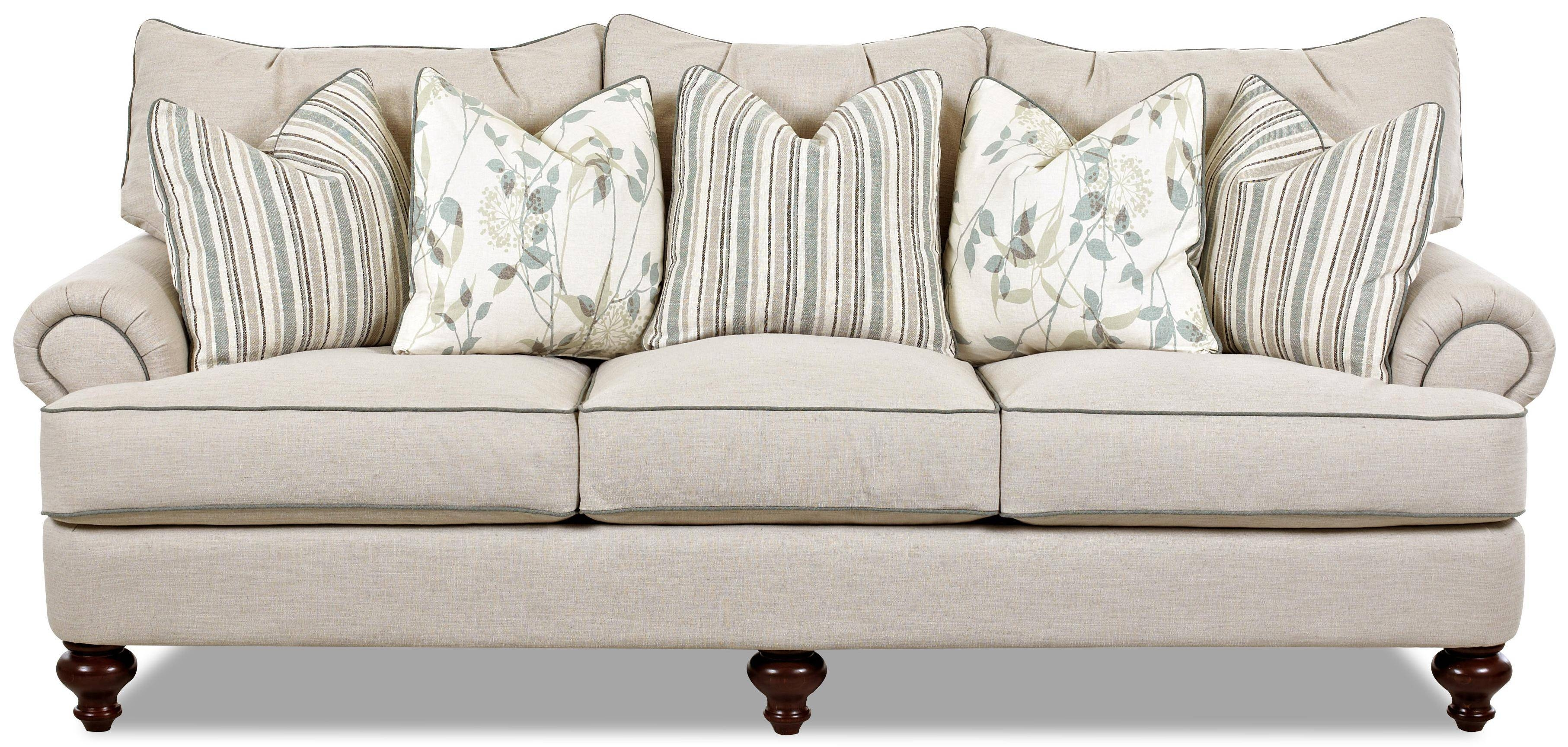 Shabby Chic Sectional Sofaklaussner | Wolf And Gardiner Wolf within Shabby Chic Sectional Sofas Couches (Image 14 of 15)