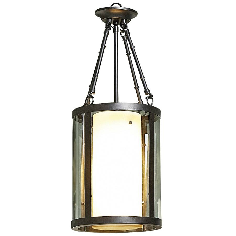 Shop Allen + Roth 9-In W Dark Oil-Rubbed Bronze Pendant Light With intended for Allen Roth Pendants (Image 4 of 15)