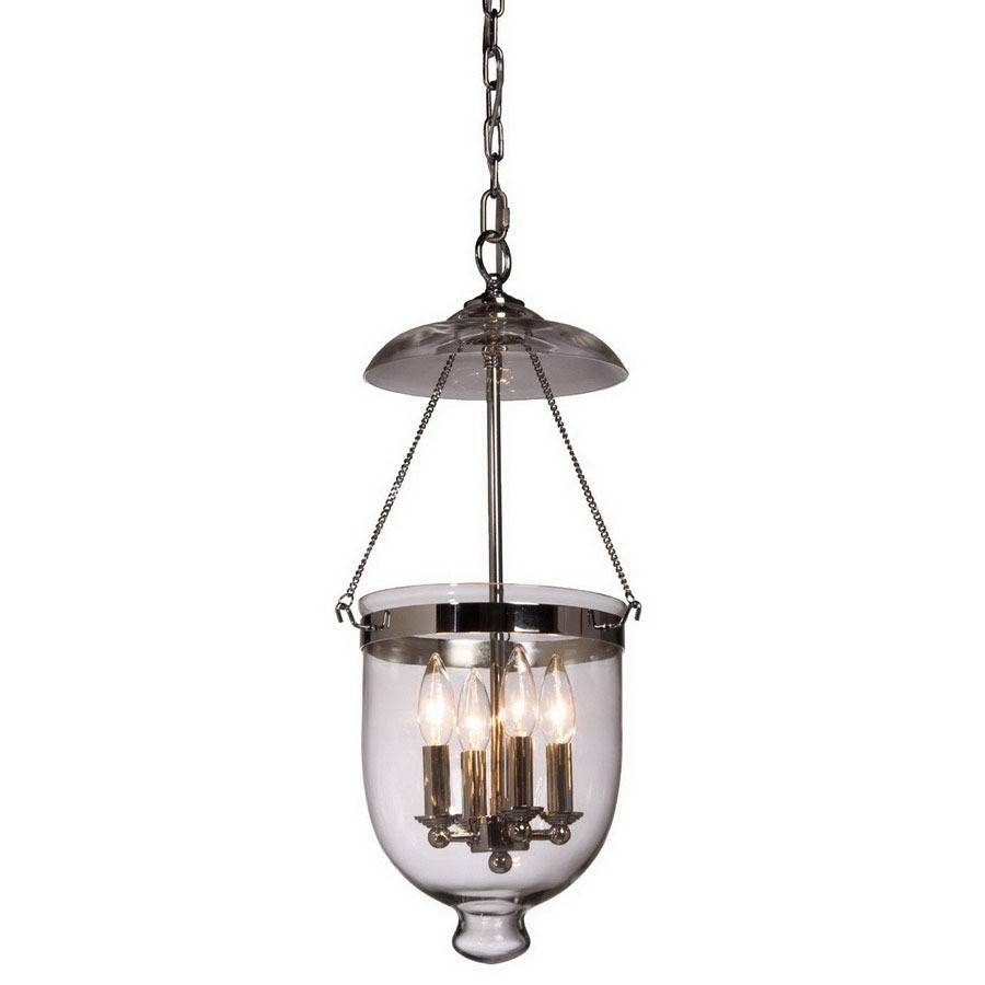 Shop Artcraft Lighting Apothecary Chrome Mini Pendant Light At inside Apothecary Pendant Lights (Image 15 of 15)