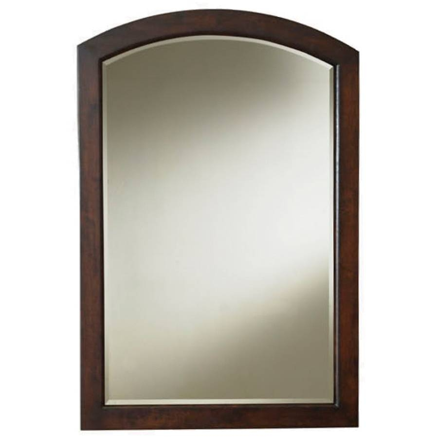 Shop Bathroom Mirrors At Lowes within Arched Bathroom Mirrors (Image 14 of 15)
