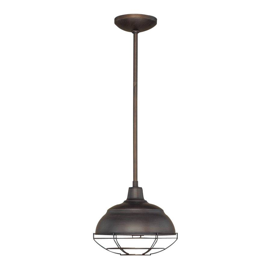 Shop Industrial Pendants At Lowes regarding Industrial Pendant Lights (Image 13 of 15)