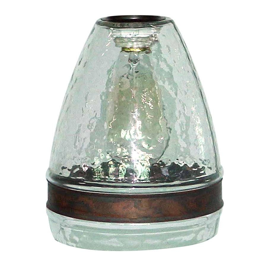 Shop Light Shades At Lowes with regard to Clear Glass Shades for Pendant Lights (Image 13 of 15)