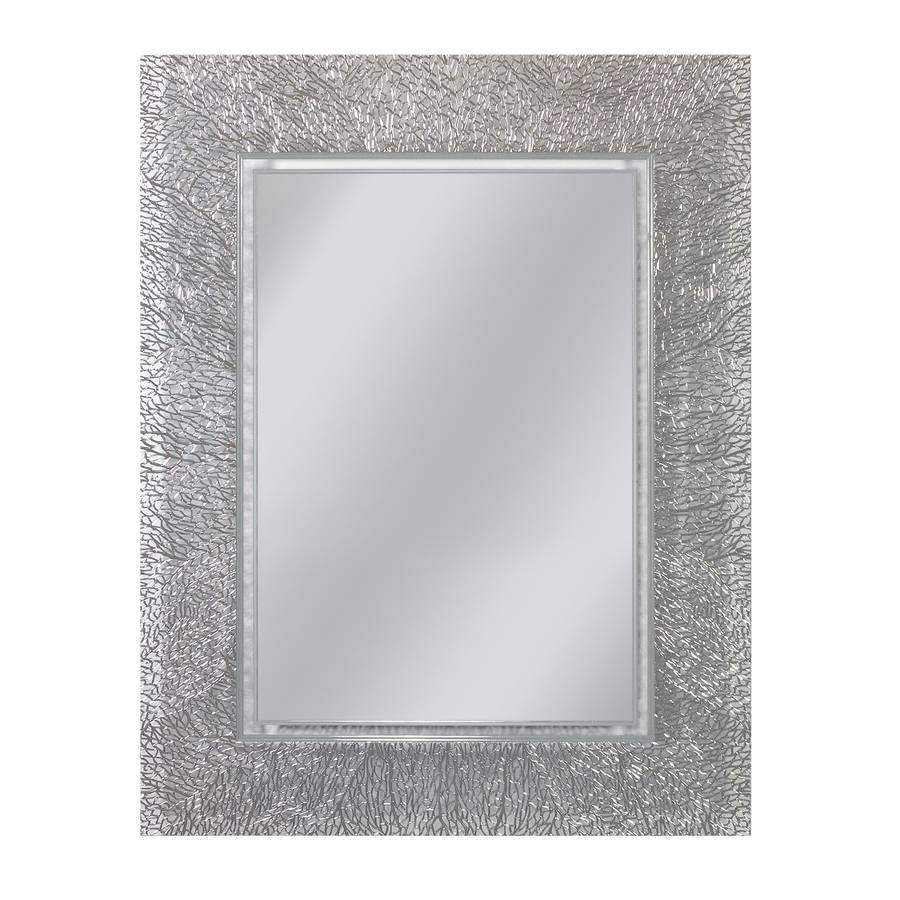 Shop Mirrors & Mirror Accessories At Lowes intended for Unframed Wall Mirrors (Image 11 of 15)