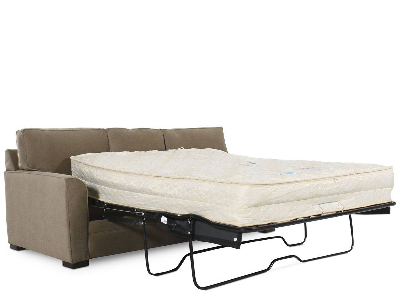 Sleeper Sofas With Air Mattress - Ansugallery within Sofas Mattress (Image 8 of 15)
