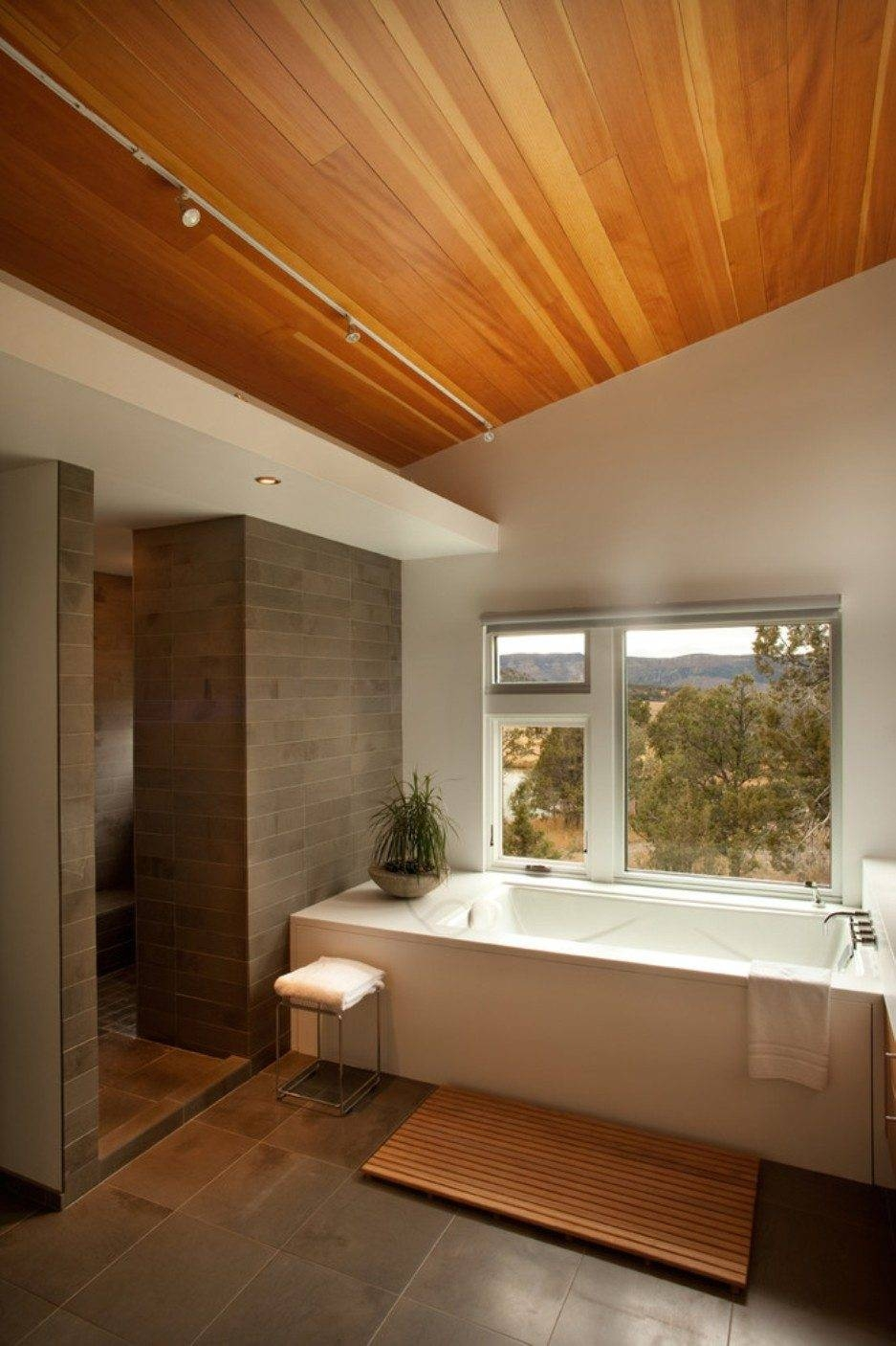 Sloped Ceiling Bathroom Track Lighting – Modern Bathroom Track With Regard To Sloped Ceiling Track Lighting (View 12 of 15)
