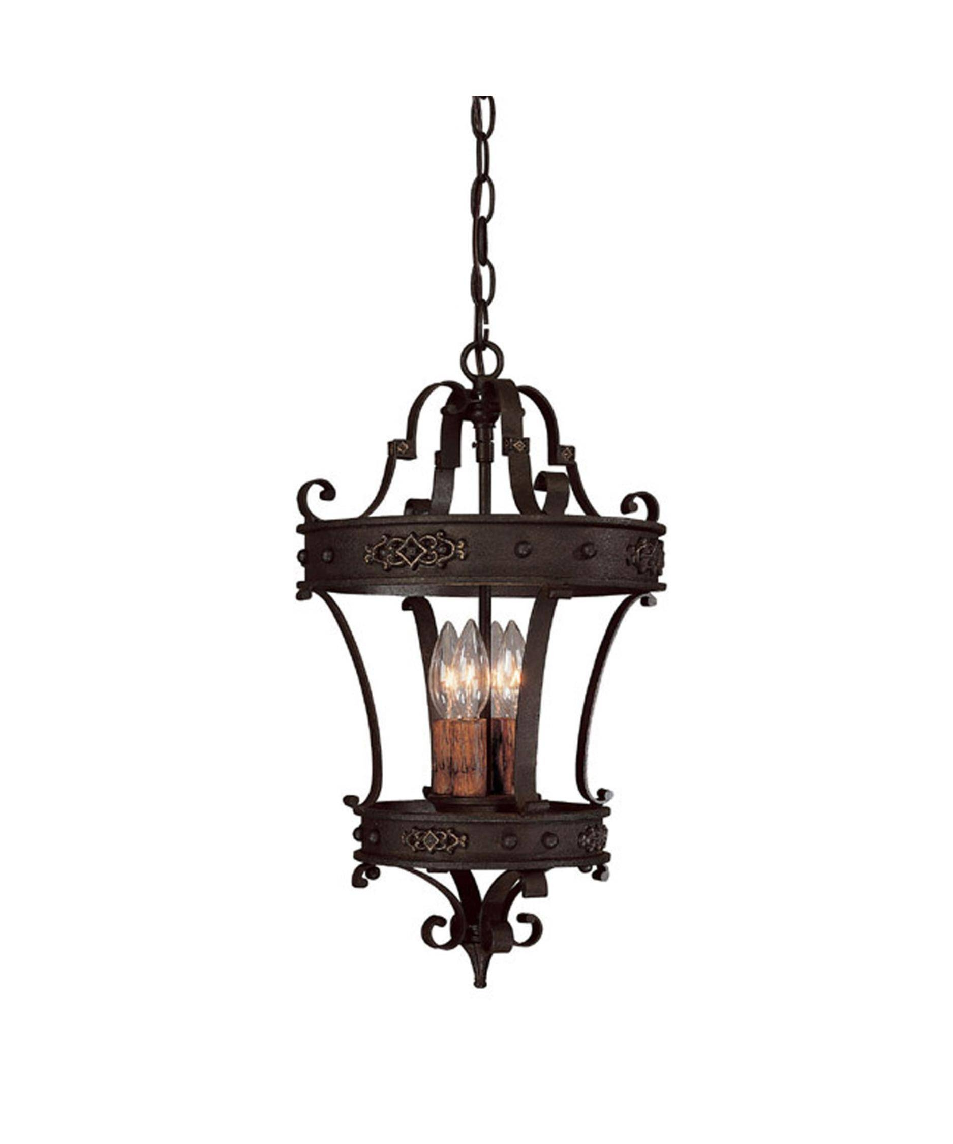 Small Rustic Chandelier | The Best Chandelier 2017 intended for Old World Pendant Lighting (Image 8 of 15)