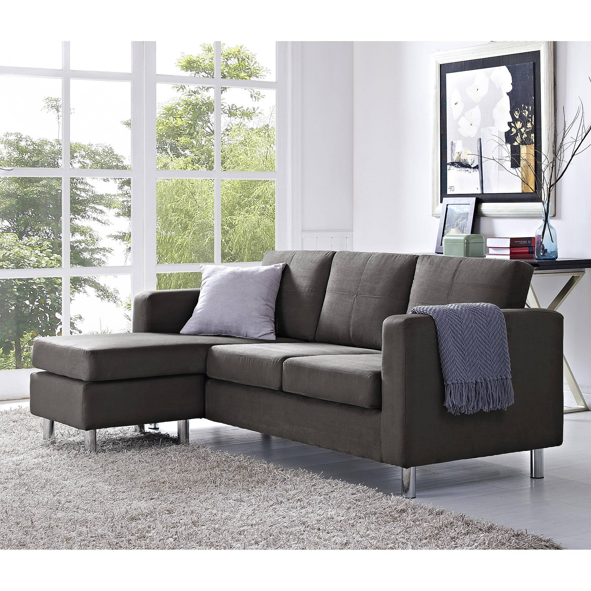 Small Spaces Configurable Sectional Sofa Including Collection With Regard To Small Spaces Configurable Sectional Sofas (View 3 of 15)