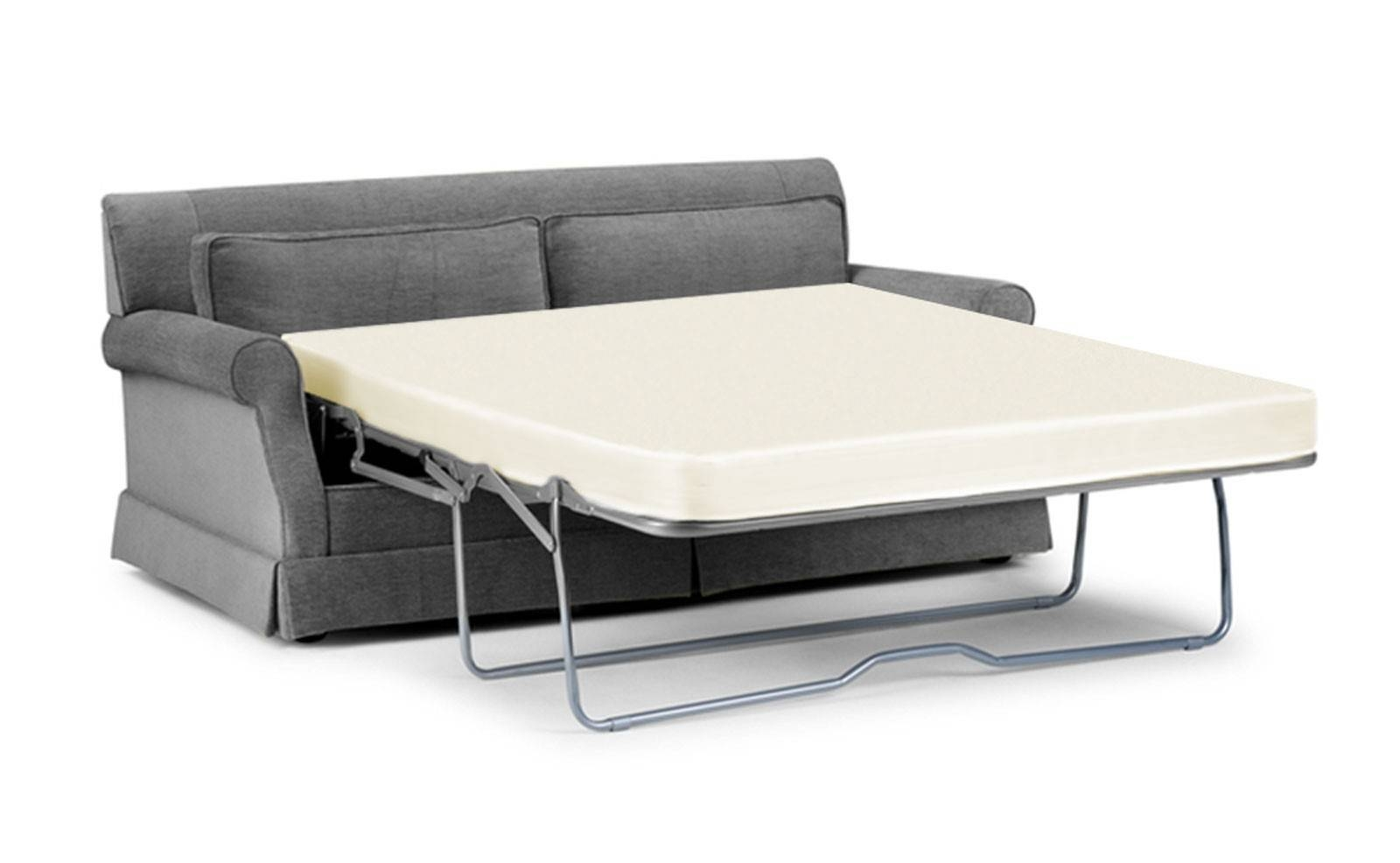 Sofa Bed With Memory Foam Mattress in Sofas Mattress (Image 9 of 15)