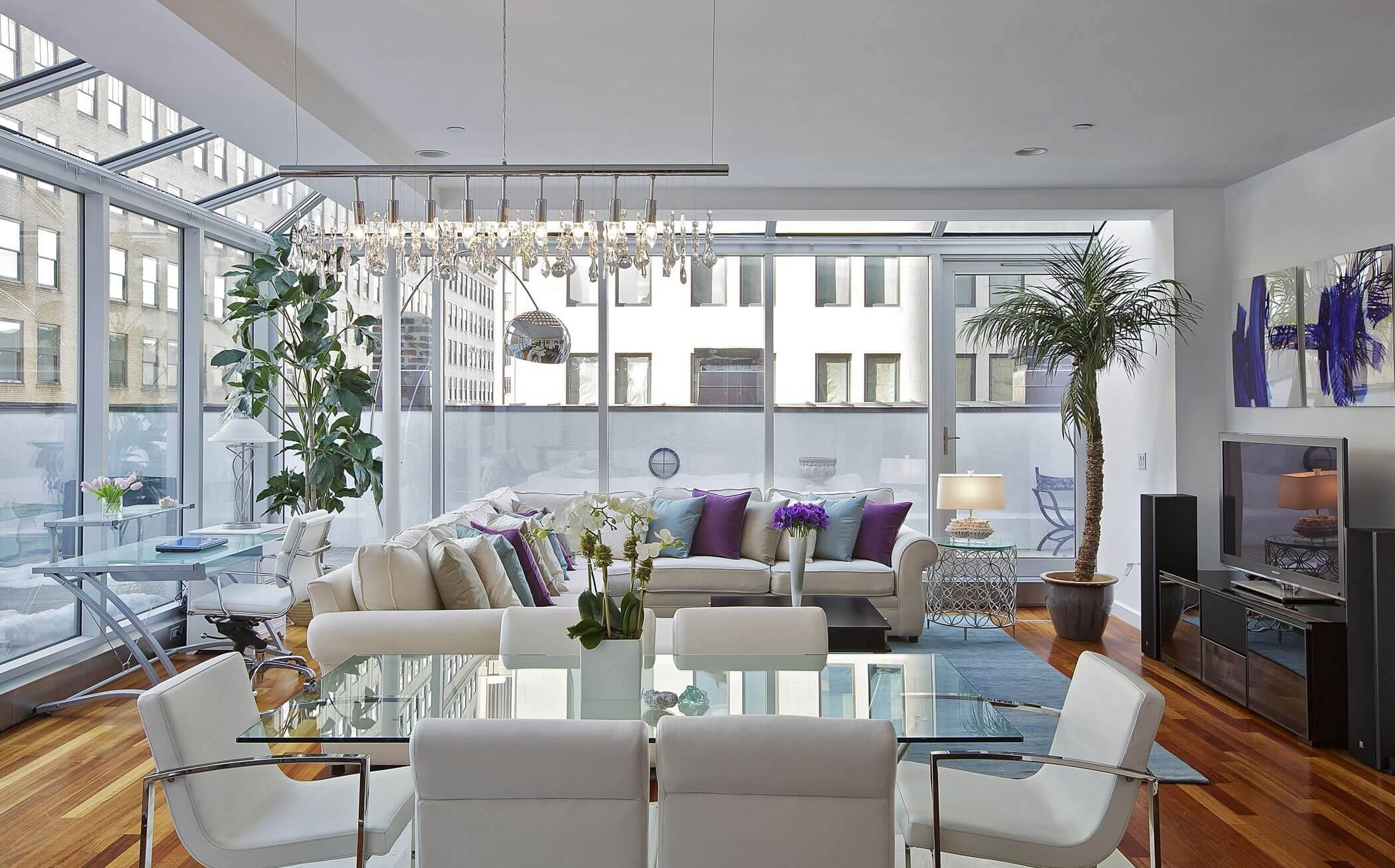 Sofa Dining Table. Glass Round Coffee Table With Beaufurn within Dining Table With Sofa Chairs (Image 14 of 15)