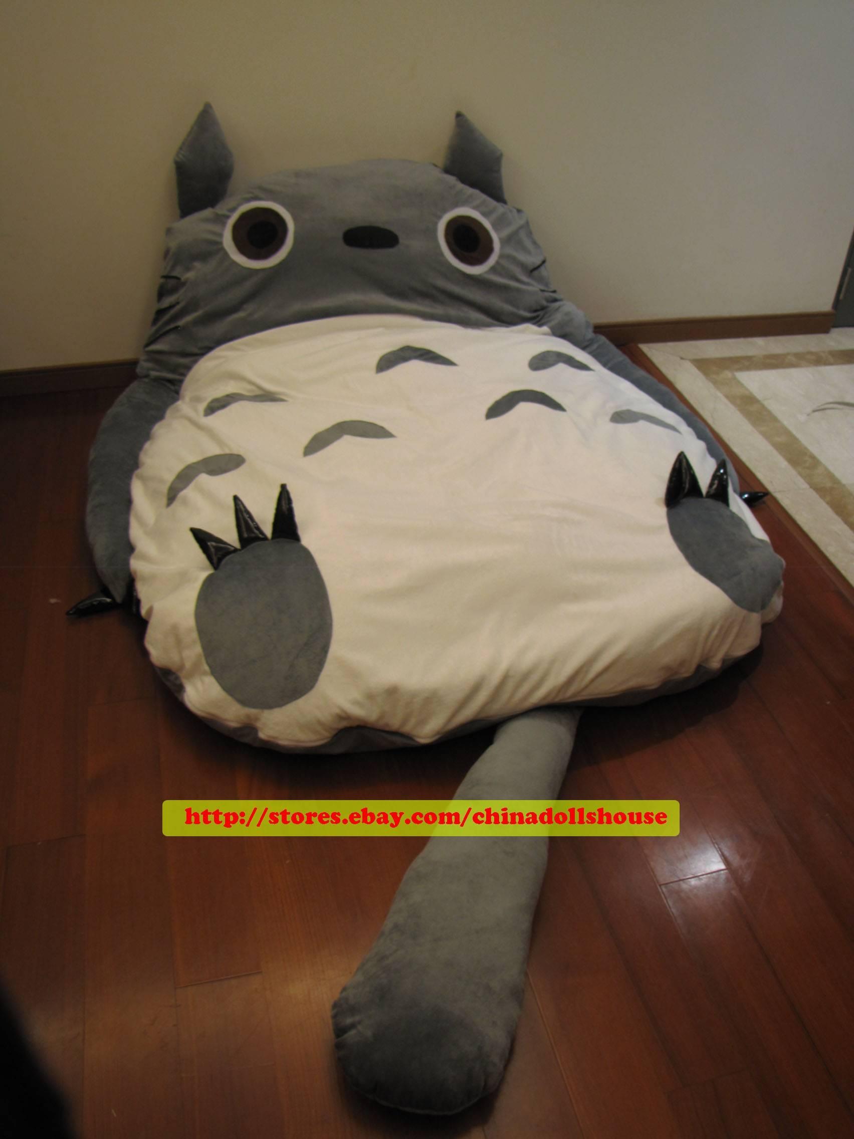 Sofas Center : Amazon Com My Neighbor Totoro Sleeping Bag Sofa inside Sleeping Bag Sofas (Image 12 of 15)
