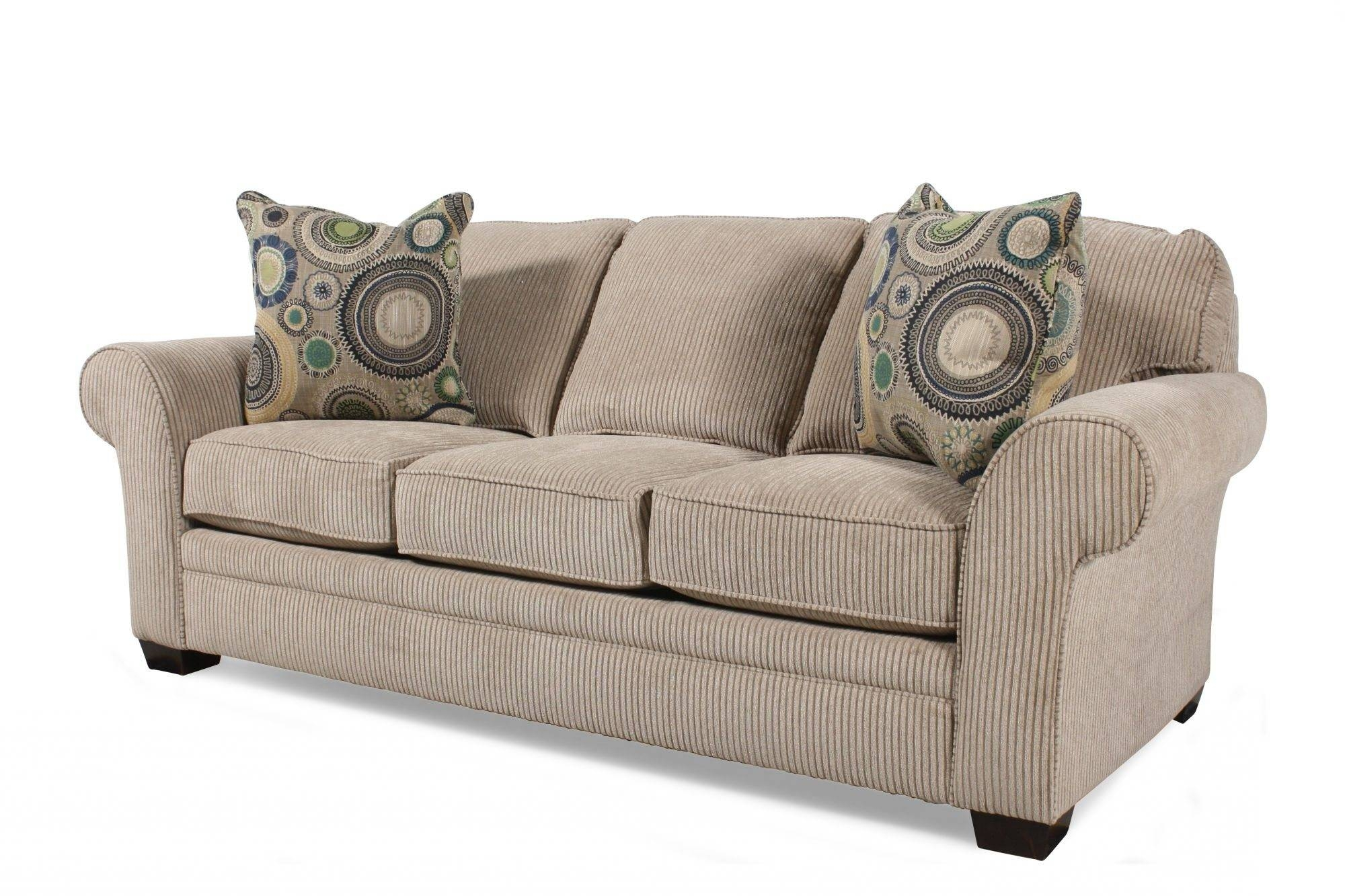 Great Sofas Center : Formal Living Room Sofa Design Broyhill Furniture Throughout Broyhill  Emily Sofas (Image