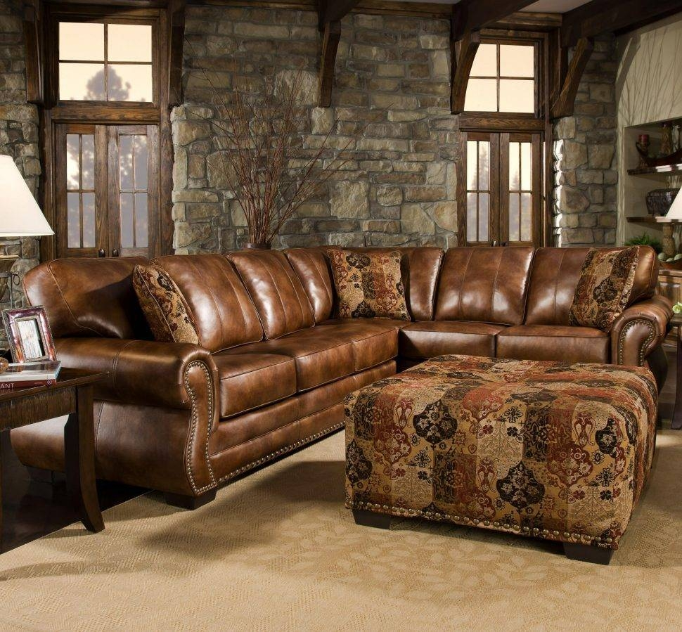 15 Best Collection Of Rustic Sectional Sofas