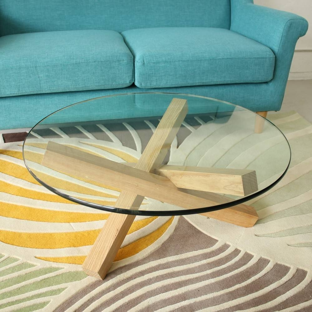 Solid Wood & Glass Coffee Table Hong Kong At 20% Off regarding Solid Glass Coffee Table (Image 13 of 15)