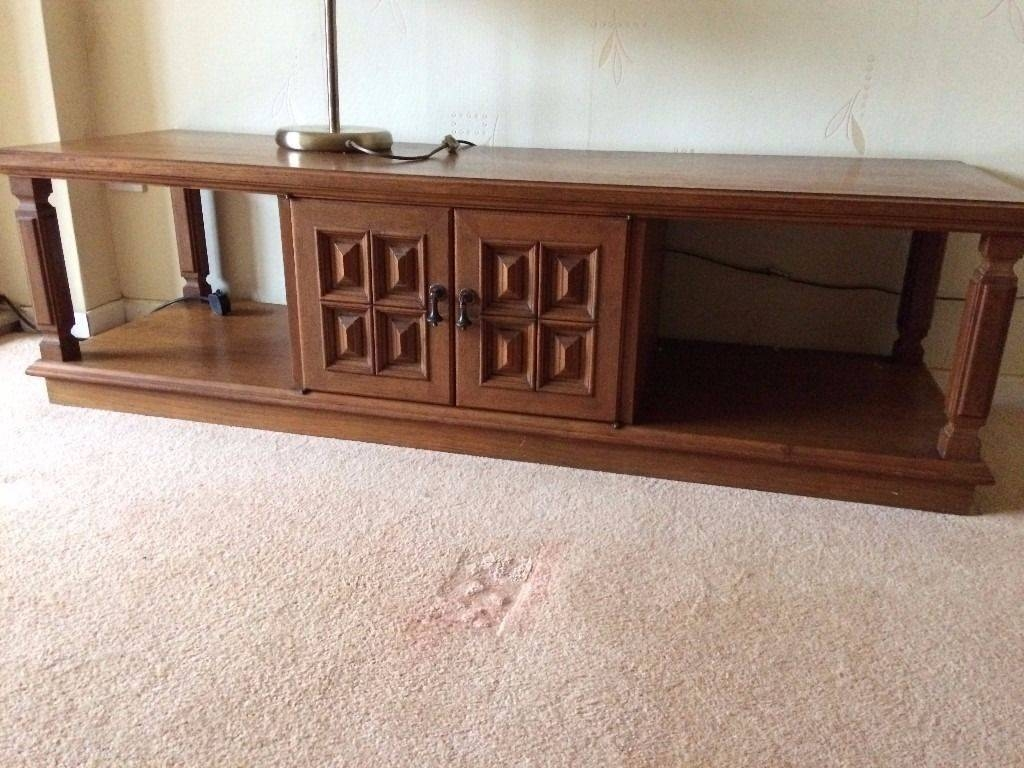 Solid Wood Low Level Coffee Table | In Beverley, East Yorkshire With Regard To Low Level Coffee Tables (View 7 of 15)