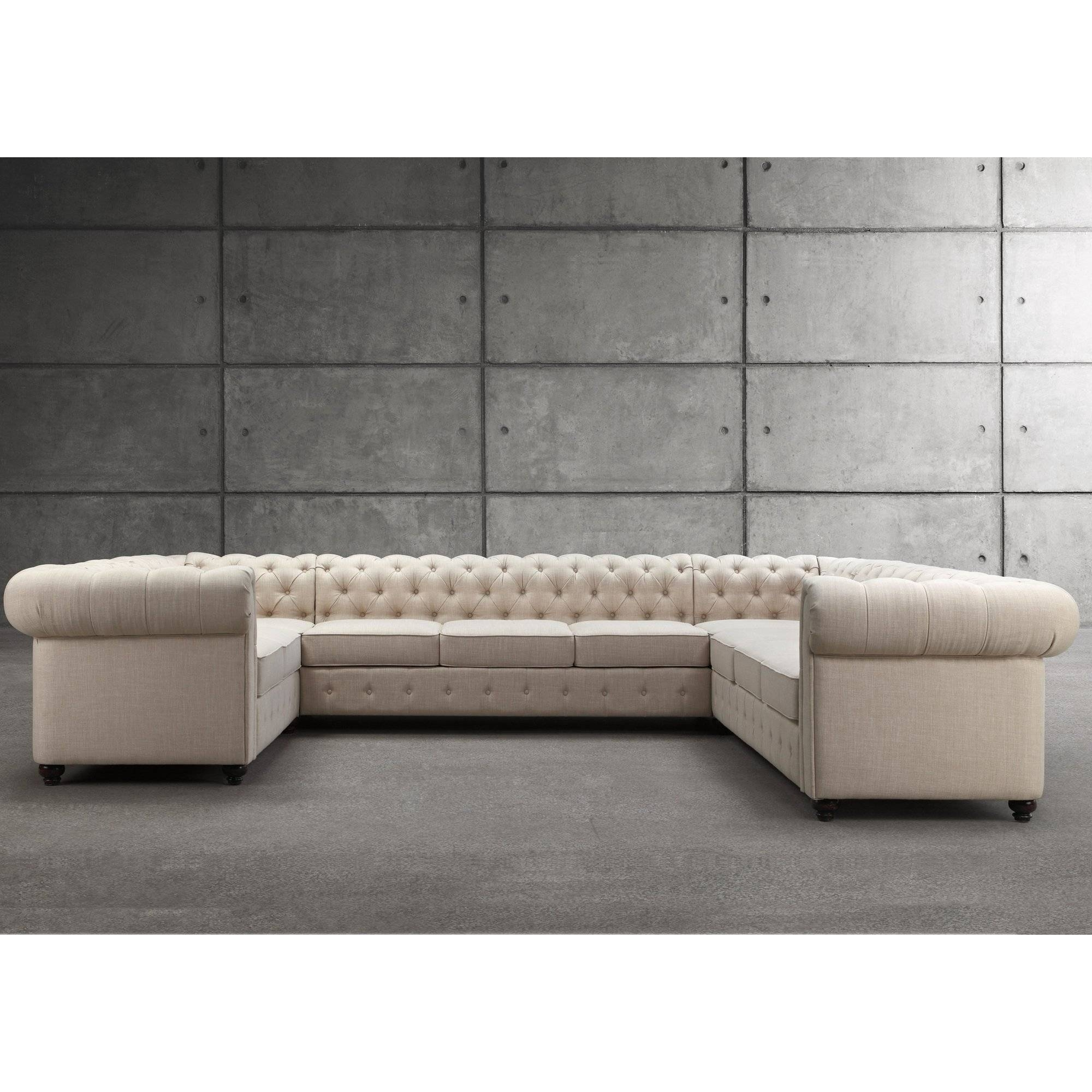 Spencer Leather Sectional Sofa – Leather Sofas Regarding Spencer Leather Sectional Sofas (View 15 of 15)