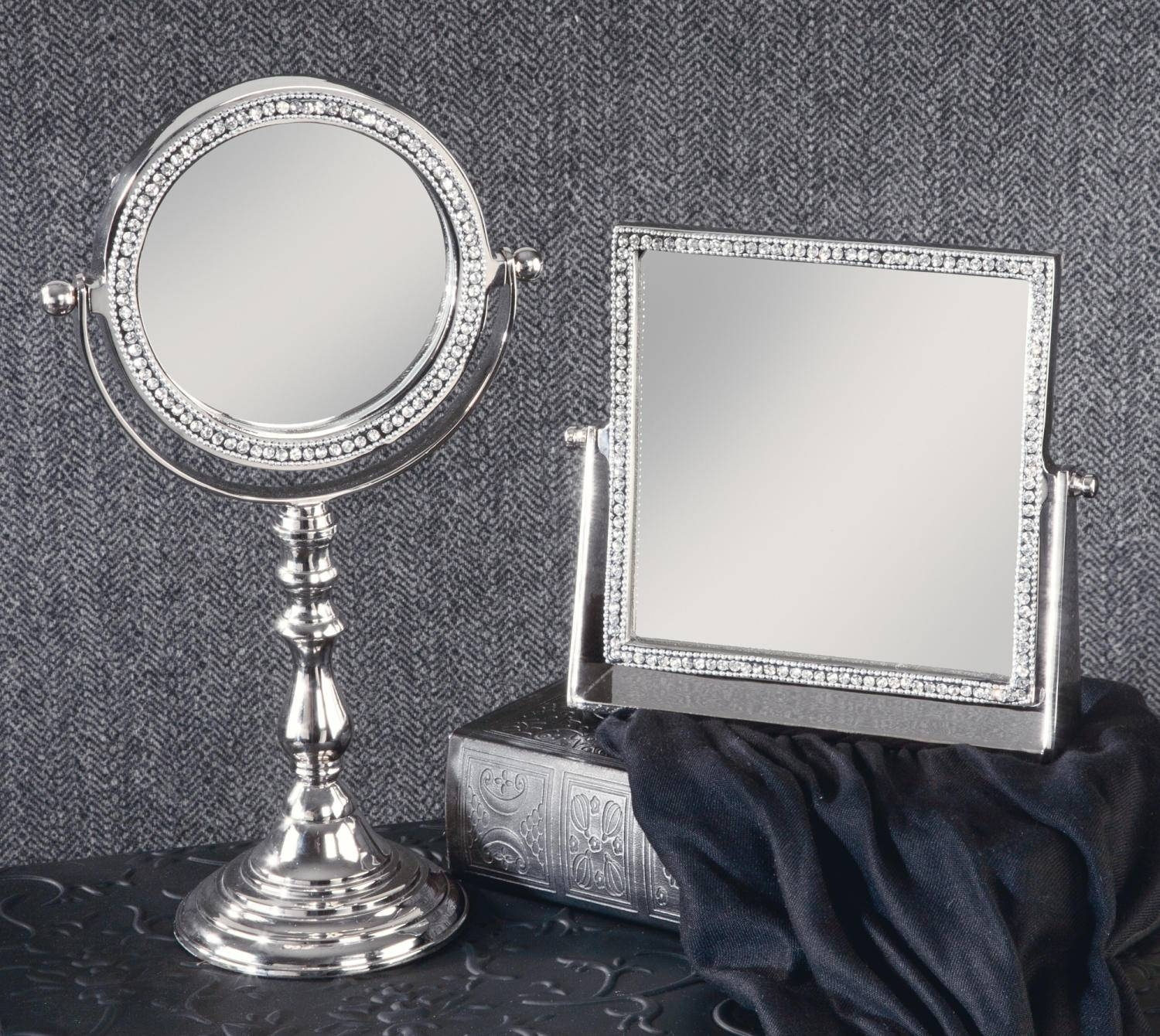 Square & Round Swivel Boutique Mirrors - Tripar International, Inc. with Boutique Mirrors (Image 15 of 15)