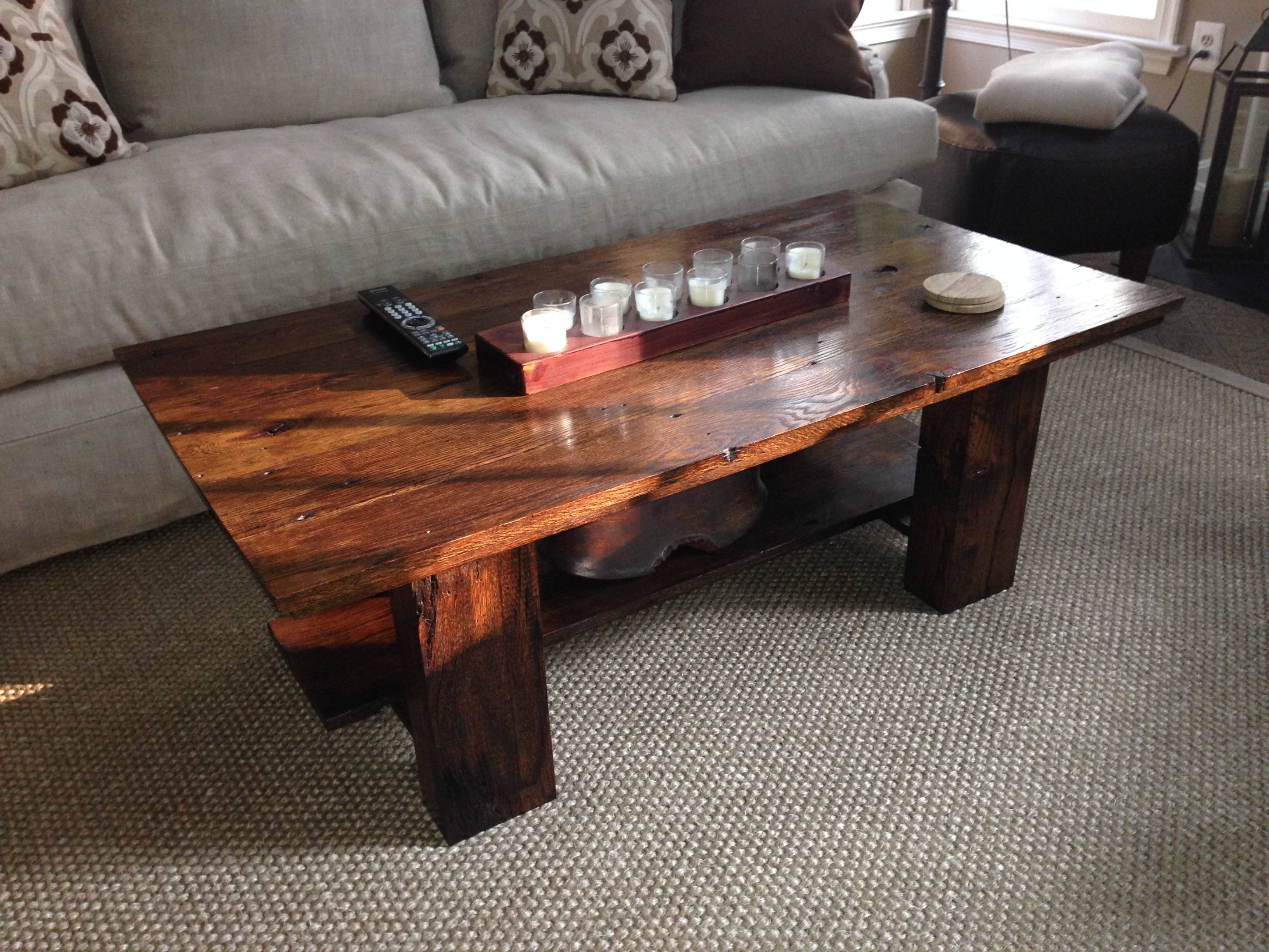 St Helena Coffee Table | The Sawdust Files With Jacobean Coffee Tables (Image 14 of 15)