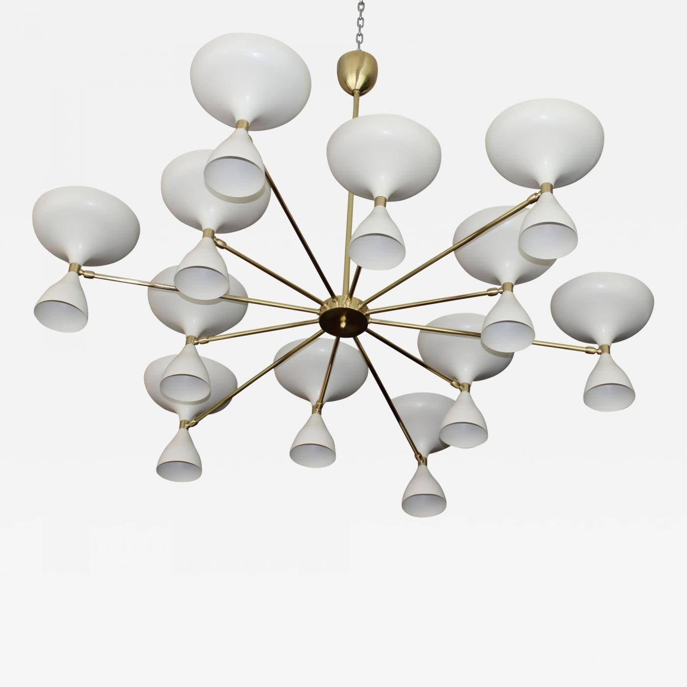 Stellar Union - Stellar Union Milano Chandelier for Union Lighting Pendants (Image 12 of 15)