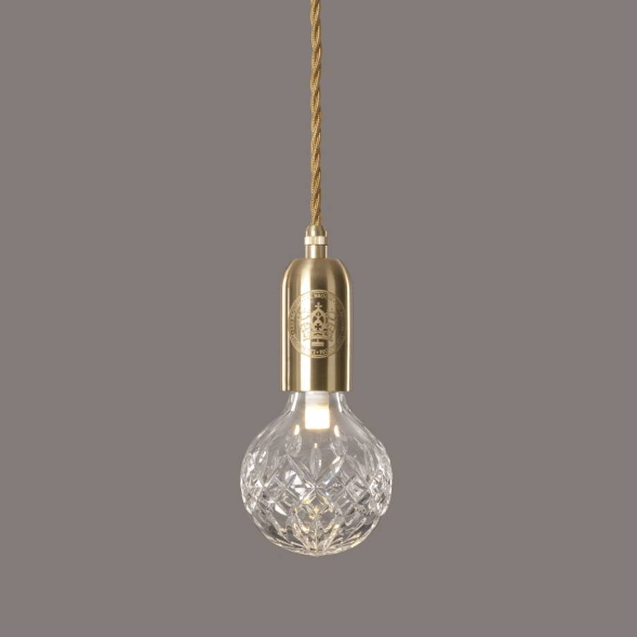 String Lights: Why Is It So Chic Now To Hang Bare Bulbs? with regard to Bare Bulb Fixtures (Image 14 of 15)
