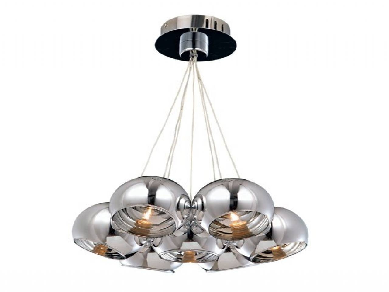 Stunning Cluster Pendant Light In House Design Ideas Pendant in Cluster Glass Pendant Lights Fixtures (Image 15 of 15)
