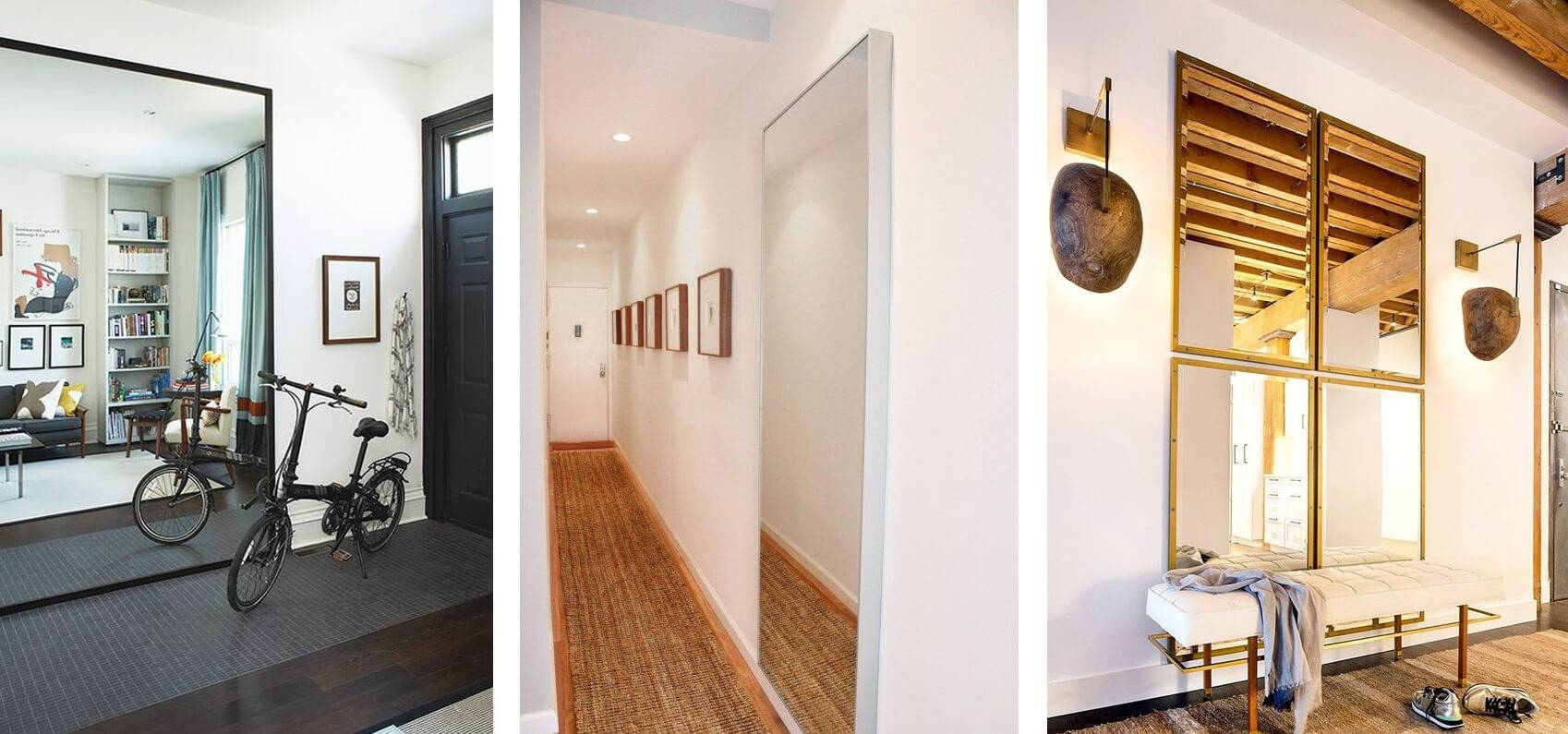 Stunning Long And Narrow Hallway Decorating Ideas - Kukun for Long Mirrors For Hallway (Image 14 of 15)