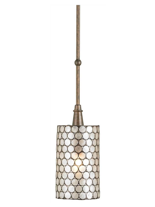 Stunning Shell Pendant Light For Interior Decor Concept Capiz throughout Shell Light Shades Pendants (Image 14 of 15)