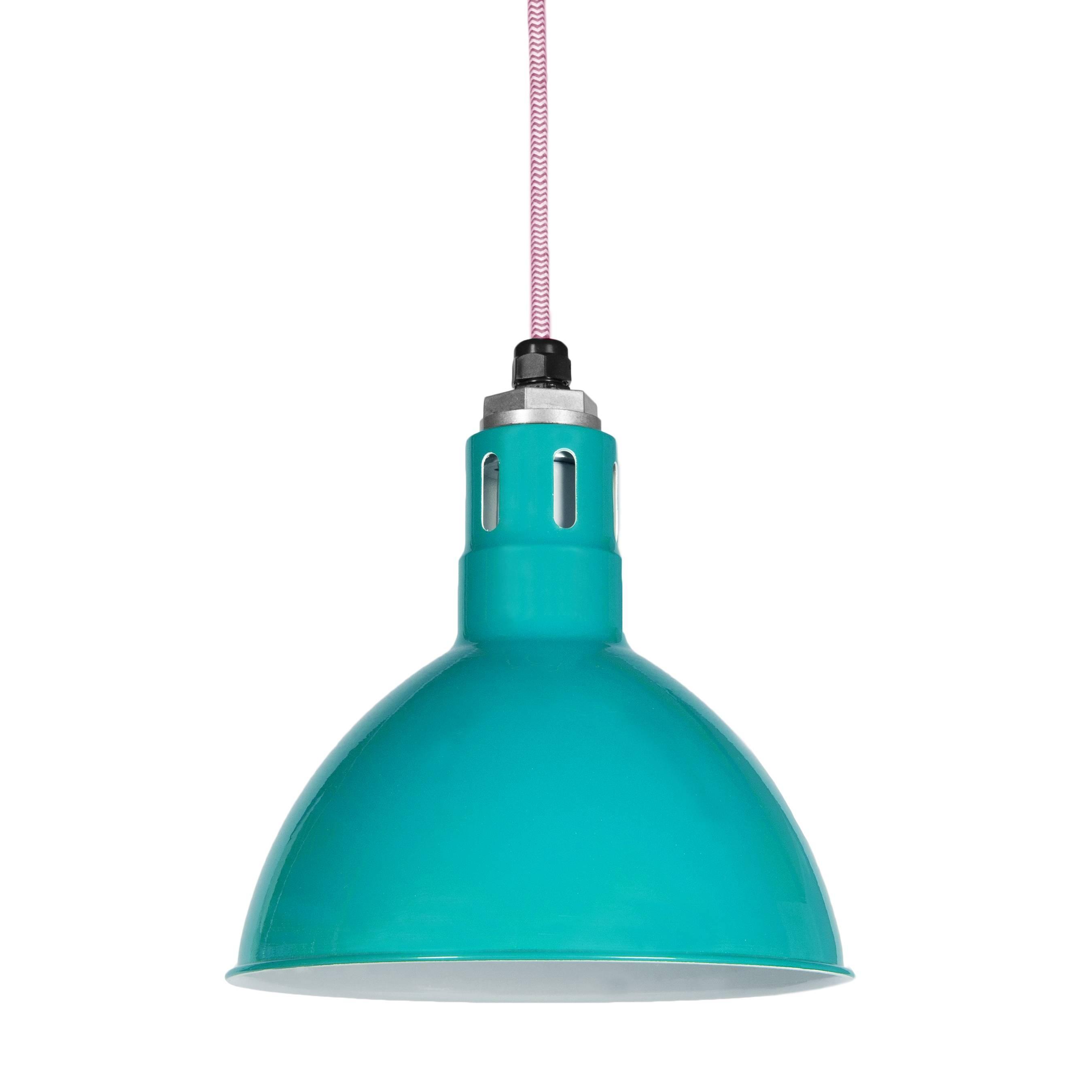 Stunning Teal Pendant Light For Home Decorating Ideas Pendant In Blue Pendant Light Fixtures (View 15 of 15)