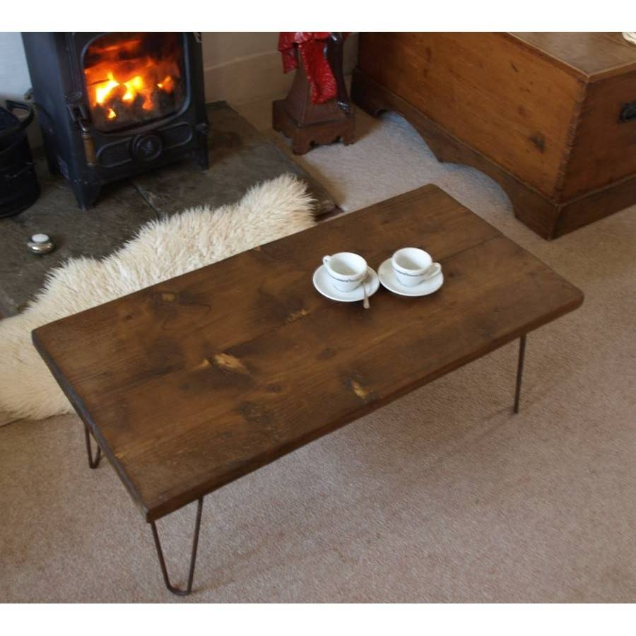 Featured Photo of Industrial Style Coffee Tables
