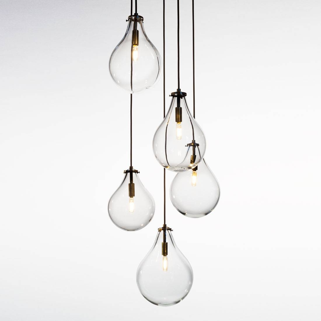 Teardrop Chandelier - Tracy Glover Studio - Official Website regarding Teardrop Pendant Lights Fixtures (Image 13 of 15)