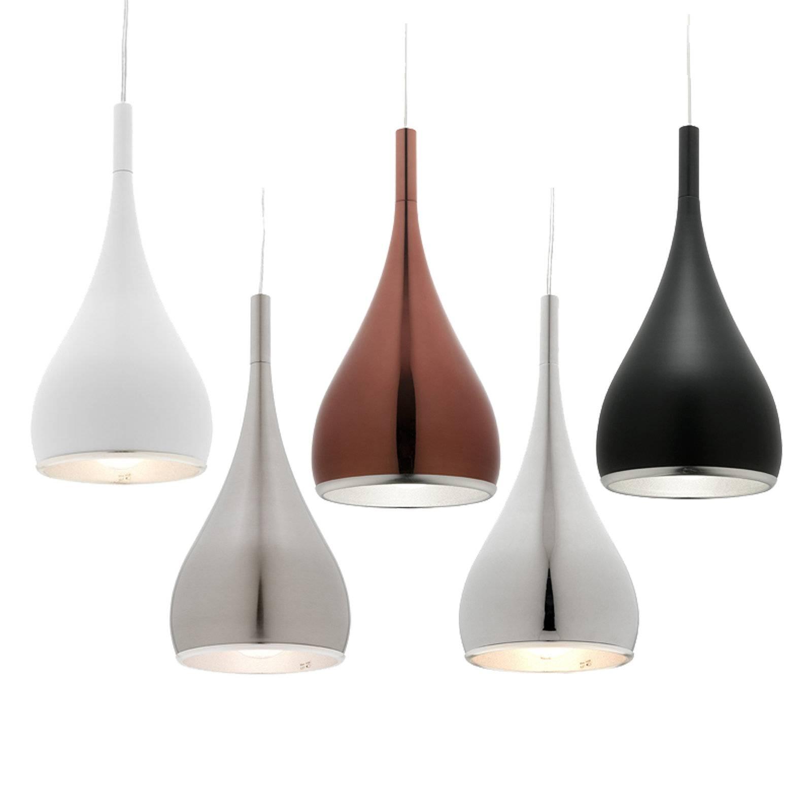 Teardrop Pendant Light - Hbwonong regarding Teardrop Pendant Lights Fixtures (Image 14 of 15)