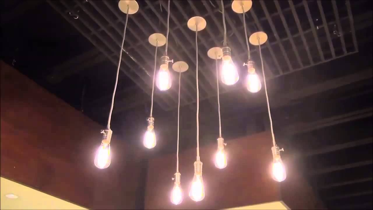 Tech Lighting Soco Pendants - Youtube inside Soco Pendant Lights (Image 13 of 15)