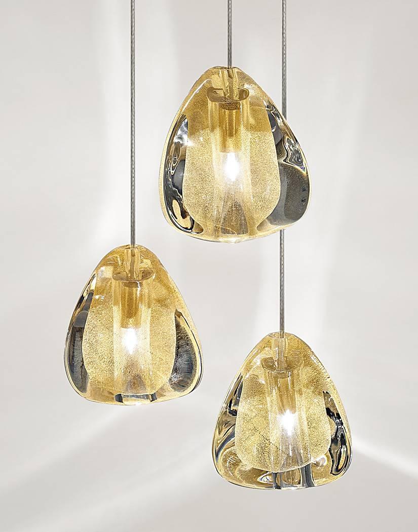 Terzani throughout Mizu Pendant Lights (Image 14 of 15)