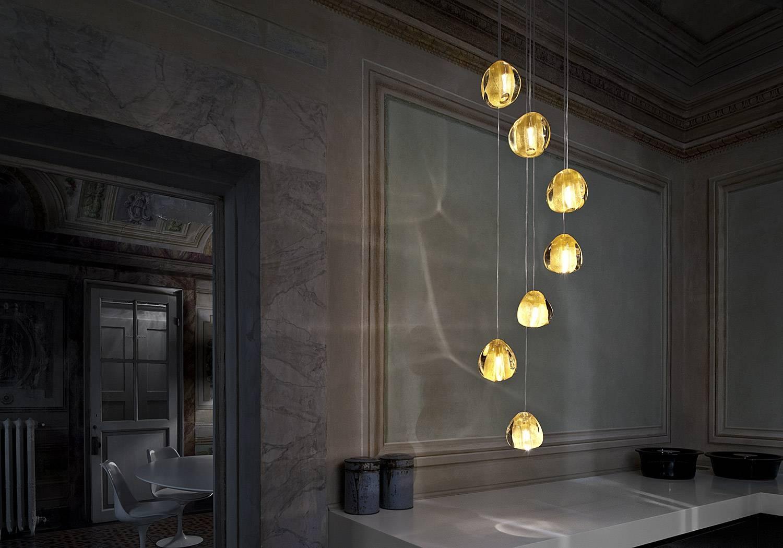 Terzani throughout Mizu Pendant Lights (Image 13 of 15)