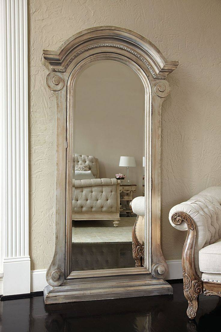 The 25+ Best Floor Mirrors Ideas On Pinterest | Large Floor Intended For Big Mirrors (View 9 of 15)