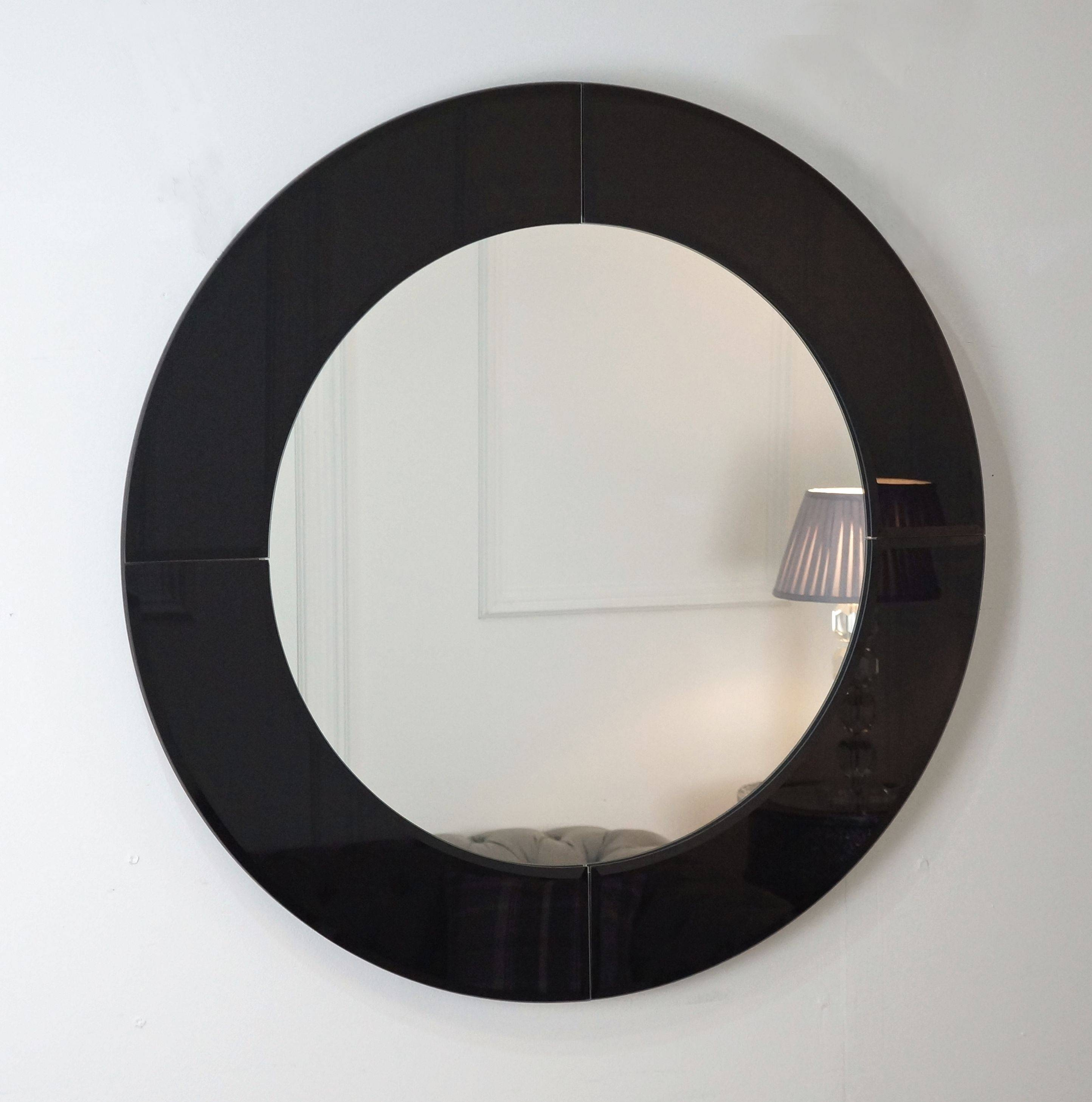 The Best Value Round Art Deco Mirrors Online with Round Art Deco Mirrors (Image 15 of 15)