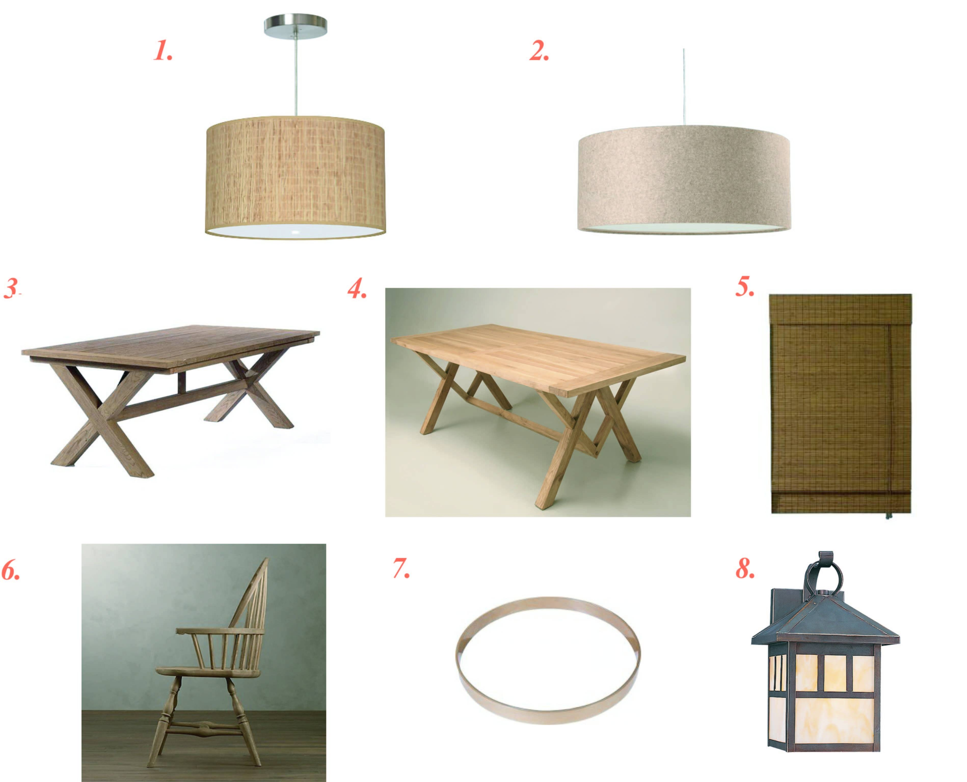 The List | Pillows And Peonies for West Elm Drum Pendant Lights (Image 15 of 15)