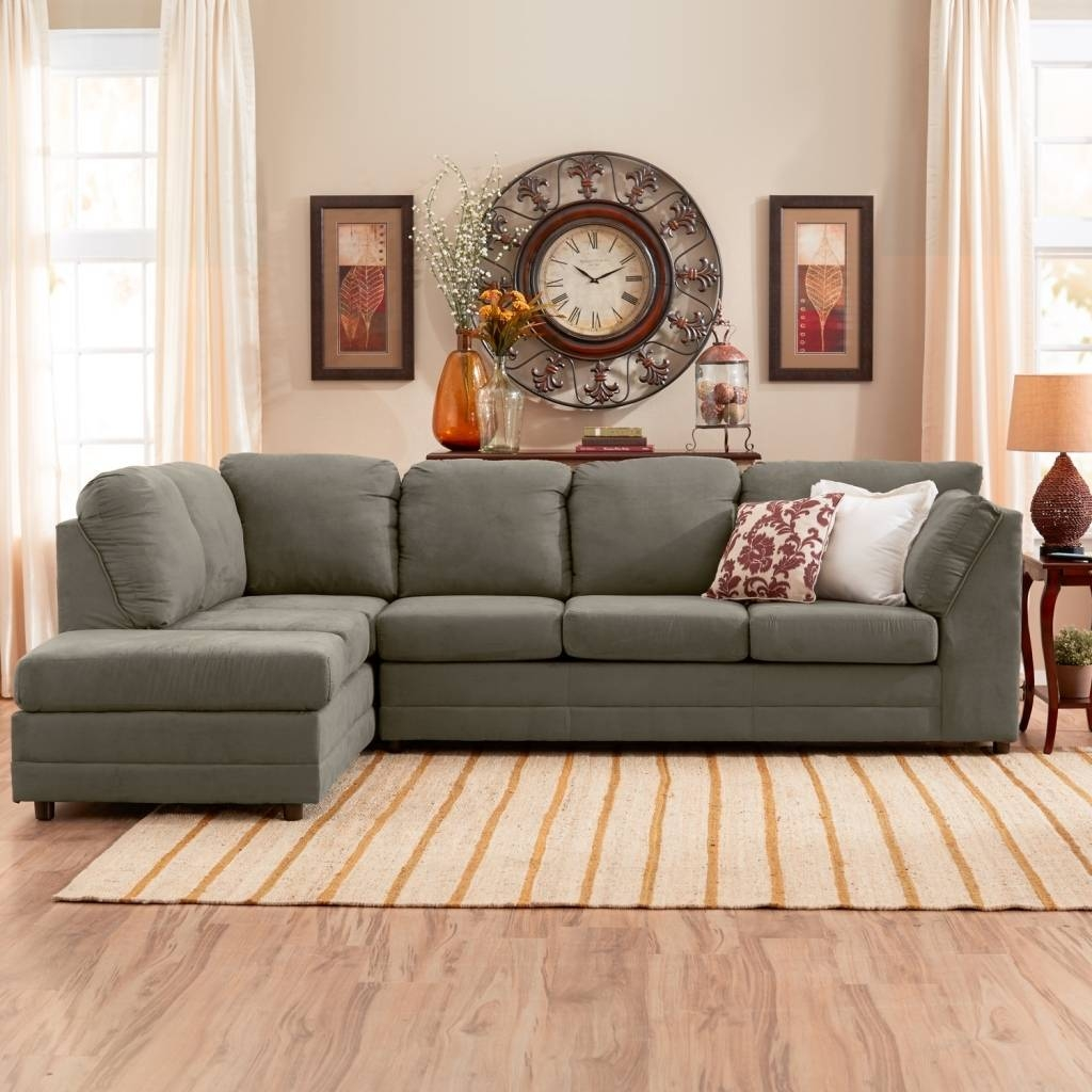 The Most Popular Small Scale Sectional Sofas 97 On Olive Green Within Olive Green Sectional Sofas (View 2 of 15)