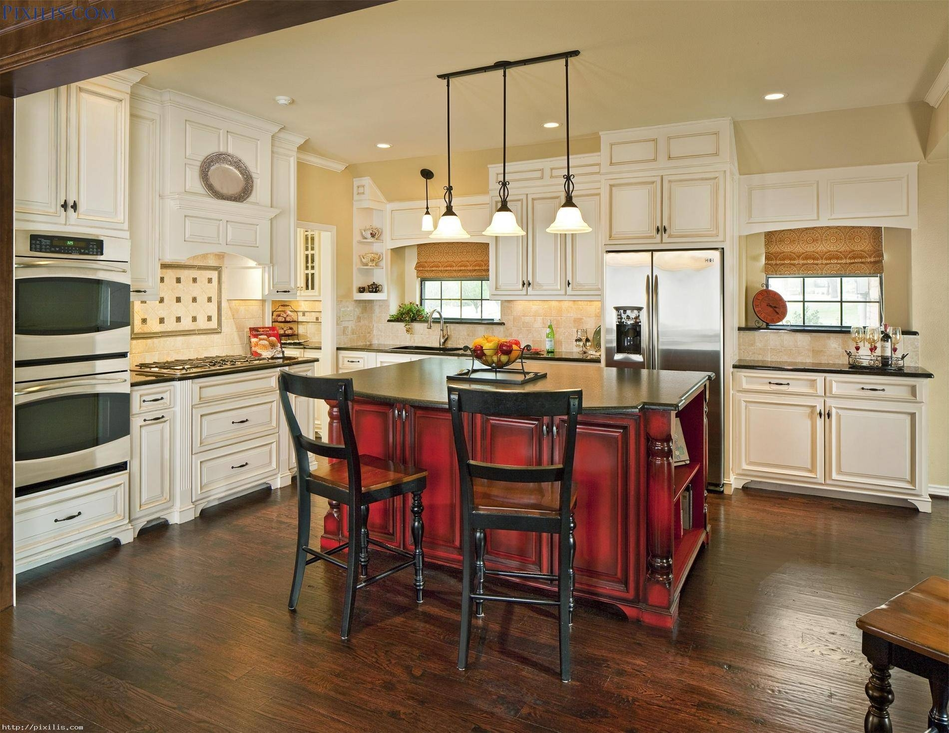 The Traditional Kitchen Pendant Lighting And Some Important Things Within Red Kitchen Pendant Lights (View 12 of 15)